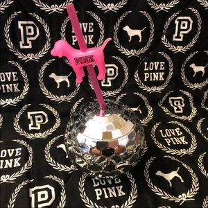 VS PINK DISCO CUP